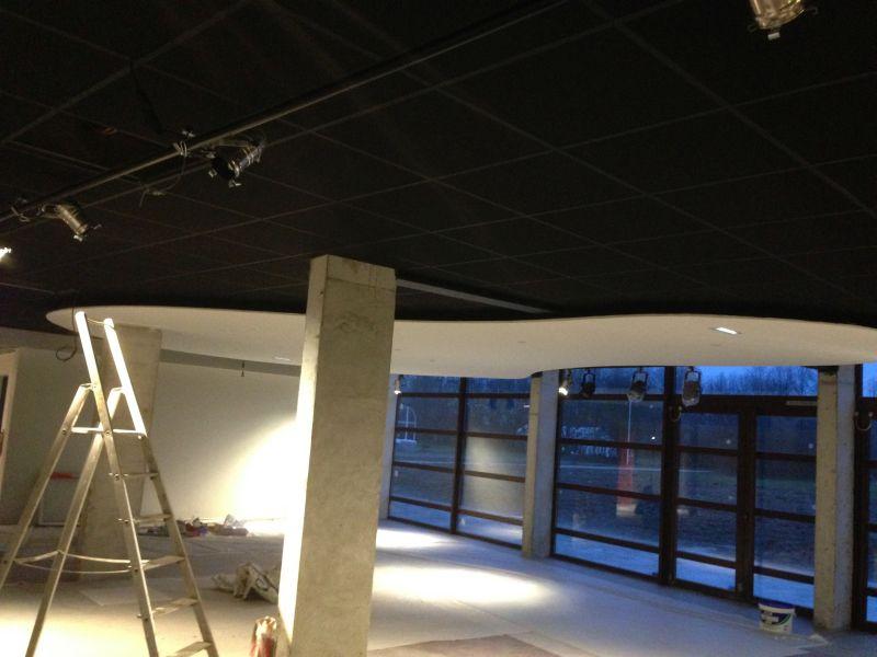 plafond accueil
